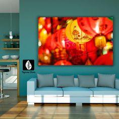 Cuadro Decorativo Tayrona Store Para Sala o Alcoba Lampara China 02