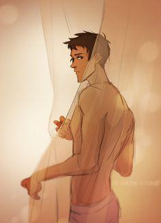 pretty Lance to cheer myself up :)