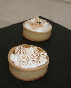 Pastelitos de limón sin gluten