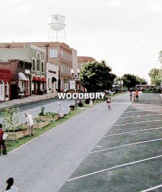 Woodbury | TWD S3: During the third episode of the third season, Andrea and Michonne discover they have been taken by the Governor, and his men, to the town, Woodbury, which he's secured as a safehaven. (In the show, Senoia, GA serves as Woodbury, GA).......9 Main St Senoia, GA 30276