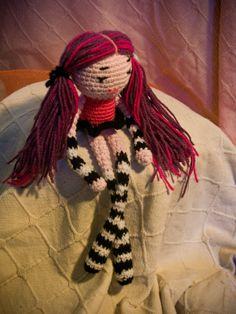 Crochet doll soft stuffed toyby AnnaSHandMD by AnnaSHandMD on Etsy,