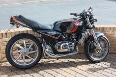 Yamaha RD350 LC/YPVS w. singleswing