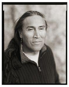 Greg Red Elk - Sioux, Lakota, Dakota, Assiniboin - Platinum Photograph by Gary Auerbach, via Flickr