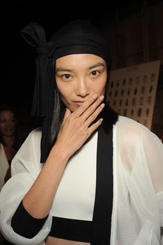 Beauty Tips From New York Fashion Week Spring 2015 | POPSUGAR Beauty