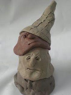 Clay Ice Cream Cone