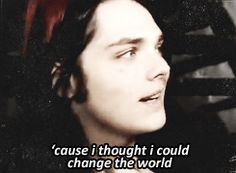 he didn't change the world but he did change a lot of people's worlds