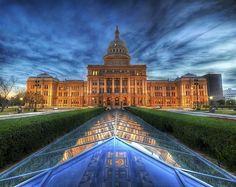 Travel Photo Gallery: Texas State Capitol -Building in Austin, Texas, USA Austin Texas, Texas Usa, Monuments, Beautiful Buildings, Beautiful Places, Beautiful Scenery, Wonderful Places, Beautiful Flowers, 2k Wallpaper