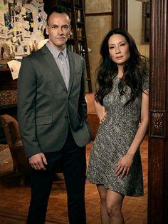 Jonny Lee Miller, Lucy Liu