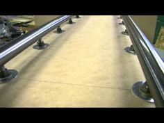 Supported linear rail for CNC on the cheap... - YouTube