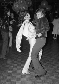 Minnelli & Baryshnikov @ Studio 54