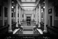 Brighton Town Hall - upstairs