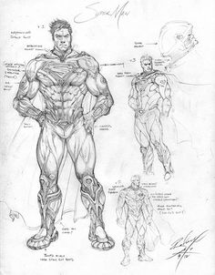 Injustice Gods Among Us Concept Art: What if The Flash, Wonder Woman, Aquaman and Nightwing Looked Like This in a Movie?!