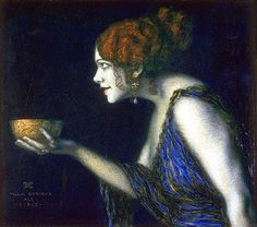 Franz Stuck (Tettenweis, Baviera 23 de fevereiro de 1863 — Munique, 30 de agosto de 1928) foi um pintor e escultor alemão.