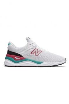 22f5d81423d25 New Balance Trainers - White, Our men's sneaker pairs signature New Balance  craftsmanship with modern details