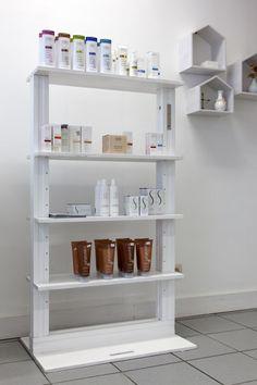 RAX Products - voor de badkamer? - modulair systeem - verschillende maten en kleuren