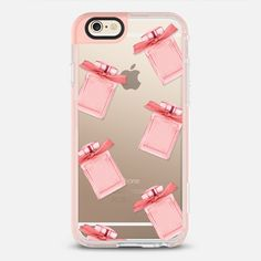 PERFUME - New Standard iPhone 6 Case in Peach Pink by @chelseabonus | @casetify