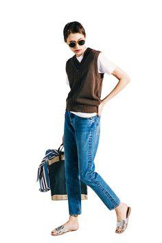 From gym to office and back with Zalando Grey Fashion, Denim Fashion, Daily Fashion, Love Fashion, Paris Fashion, Spring Fashion, Fashion Beauty, Winter Fashion, Womens Fashion