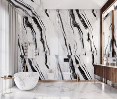 Antonio lupi bath in our new interior Modern Luxury Bathroom, Modern Bathroom Decor, Bathroom Interior Design, Marble Tile Bathroom, Marble Bath, Best Bathroom Designs, White Marble, Story House, Master Bath