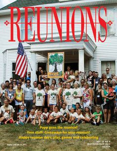 family reunion ideas | Reunions Magazine onto Family Reunions