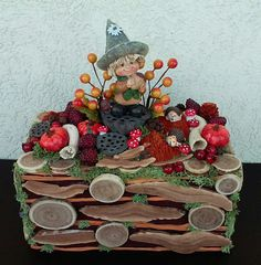 Fall-Őszi dekoráció