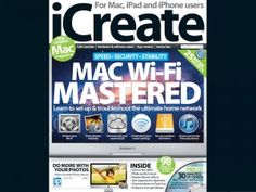 iCreate is my favorite magazine of all time!  I NEVER miss an issue!