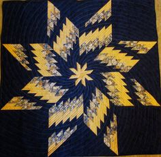 QuiltinGal Barbara H. Cline - love the quilting motion