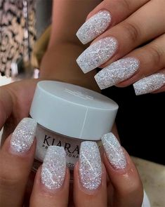 : SNS Nails Pros & Cons: Are Dip Powder Nails Safe? … You are in the right place about powder dip nails square Here we offer you the most beautiful pictures about the powder dip nails coffin you are looking for. When you examine the : SNS Nails Pros & … Sns Nails Colors, Bright Nails, Nail Polish Colors, Fun Nails, Dip Nail Colors, Prom Nails, Wedding Nails, Wedding Pedicure, Glitter Wedding