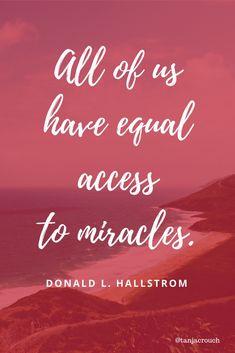 #myoneyearchallenge #faith #miracles #lds #mormon