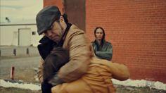 "Fargo 2x01 ""Waiting for Dutch"" - Dodd Gerhardt (Jeffrey Donovan) & Rye Gerhardt (Kieran Culkin)"