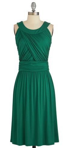 Love This Green Dress