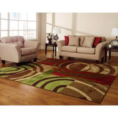 Better Homes And Gardens Cameron Textured Print Area Rugs Or Runner