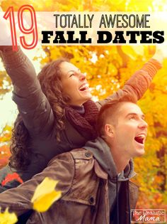 19 Totally Awesome Fall Dates