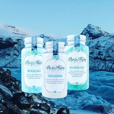 natural comsetic with herbs, hyaluronic acid, slime snail, argan. Relaxing Bath, Hyaluronic Acid, Bath Salts, Dry Skin, Aloe, Aromatherapy, Iceland, Vodka Bottle, Herbs