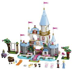 LEGO Disney Princess 41055 Cinderella's Romantic Castle | Multi City Toys  List Price: $69.99 Discount: $0.00 Sale Price: $69.99