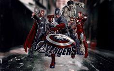 Movie The Avengers  Avengers Wallpaper