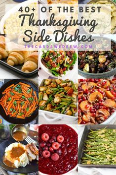 40+ Thanksgiving Side Dishes