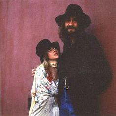 Stevie Nicks & Mick Fleetwood