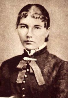 Laura Ingalls Wilder during her teen years (These Happy Golden Years)