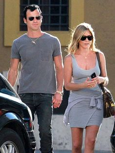 They've got their couple style down to a tee. While in Rome on June 15.
