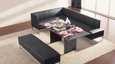De diner sofa
