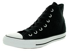Converse Womens Chuck Taylor Hi BlackWhite Basketball Shoe 105 Men US ** Check out the image by visiting the link.