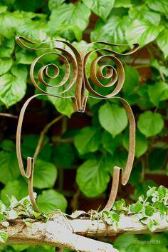 71 best Ideen aus Draht, Stahlband, Hasendraht images on Pinterest ...