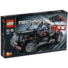 LEGO Technic 9395: Pick-Up Tow Truck: