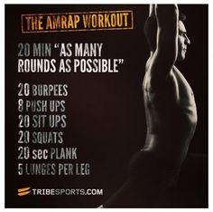 Amrap Workout