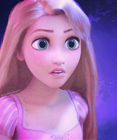 Disney Tangled Rapunzel. My favorite princess