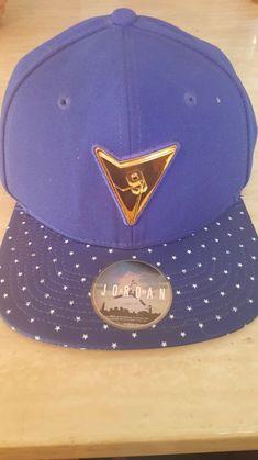 JORDAN BASEBALL CAP MEN BLUE JUMPMAN CAP 7 1 4 FLAT BILL  fashion  clothing   shoes  accessories  mensaccessories  hats (ebay link) 9fcabaefb9d5