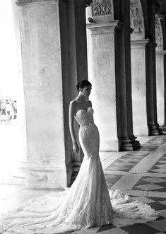 Inbal Dror Wedding Dress Collection 2015 | Bridal Musings Wedding Blog: my favorite so far
