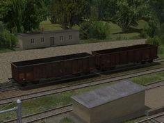 Kleines Güterwagen-Set der DR in Ep. IV (Set1)