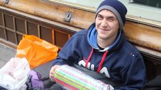Muslim Gives Presents To Homeless For Christmas