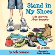 New!  Teaching kids about empathy. Empathy is the ability to notice what other people feel. Empathy leads to the social skills and personal relationships which make our lives rich and beautiful, and it is something we can help our children learn. This book teaches young children the value of noticing how other people feel. We're hoping that many parents read it along with their children.